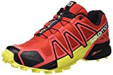 Salomon Speedcross 4 Trail Running Shoes - SS17 - 10.5 - Red