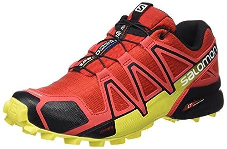 63cd9f4e115 Salomon - Speedcross 4 - Chaussures à Randonnée - Homme   Bonne chaussure  pour courir dans la nature