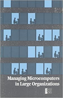 Book Managing Microcomputers in Large Organizations