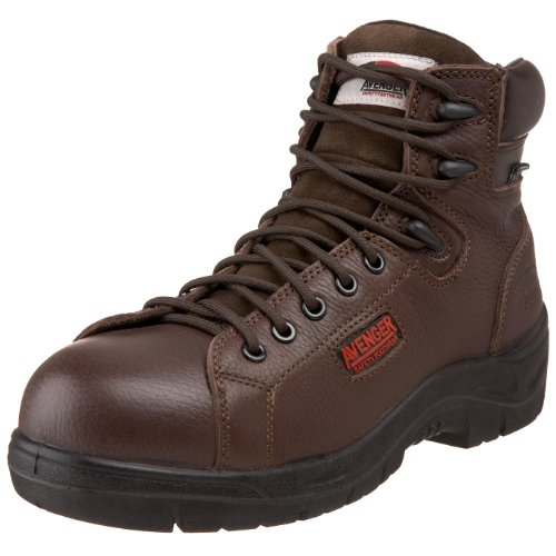 6eae2a91702 Avenger Safety Footwear Men's 7214 Safety Toe Boot - Buy Online in ...