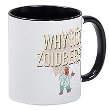 CafePress - Futurama Why Not Zoidberg Mug - Unique Coffee Mug, Coffee Cup