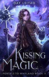 Kissing Magic (Portals to Whyland)