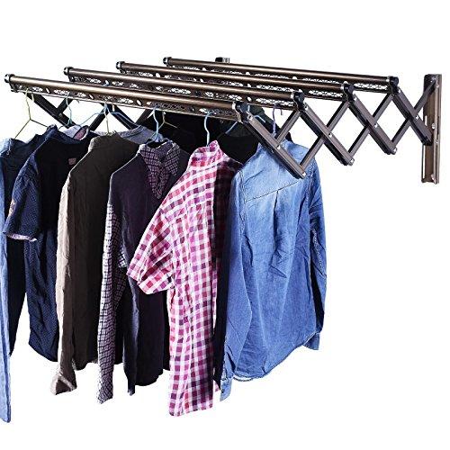laundry rack wall - 3