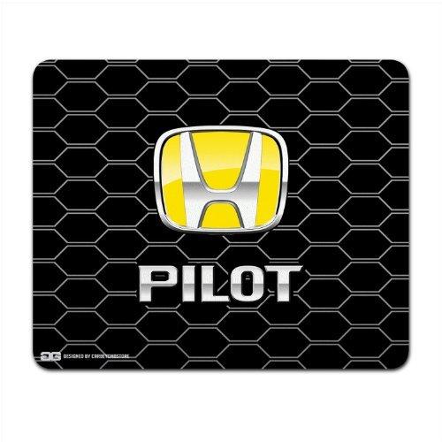 honda-pilot-yellow-logo-honeycomb-grille-computer-mouse-pad