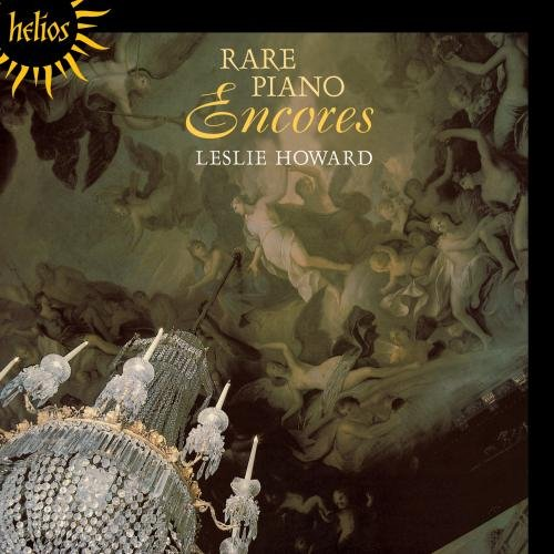 Rare Piano Encores by HYPERION