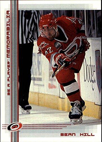 2000-01 BAP Memorabilia Ruby #339 Sean Hill /200 - NM-MT