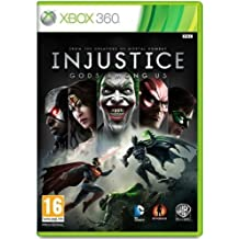 Injustice Gods Among Us (English, French, German, Italian, Spanish Language) [Region Free Edition] XBOX 360 GAME by Warner Home Video - Games