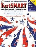 TestSMART MATH - Operations and Problem Solving, Grade 4, Lori Mammen, 1570222436