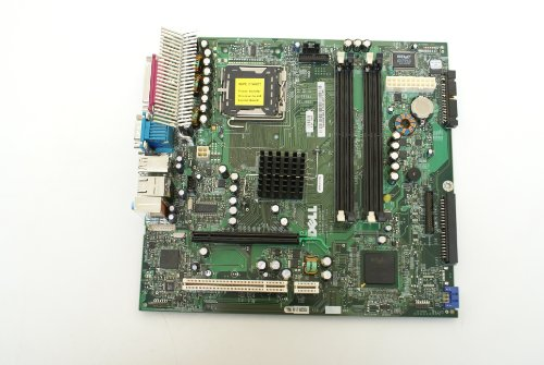 Genuine Dell G8310 DG396 Optiplex GX280 Desktop (DT) System Motherboard Mainboard Systemboard, Compatible Part Numbers: F7739, G7346, CG815, U9084, DG389, XC685, X6483, W5864, N4846