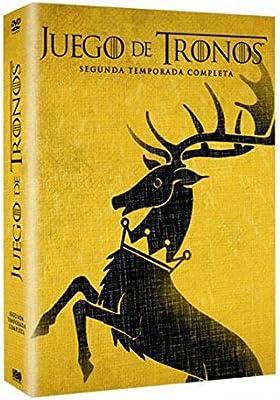 T2:Juego De Tronos (Hbo) -Excl. Fnac [DVD]: Amazon.es: Cine y ...