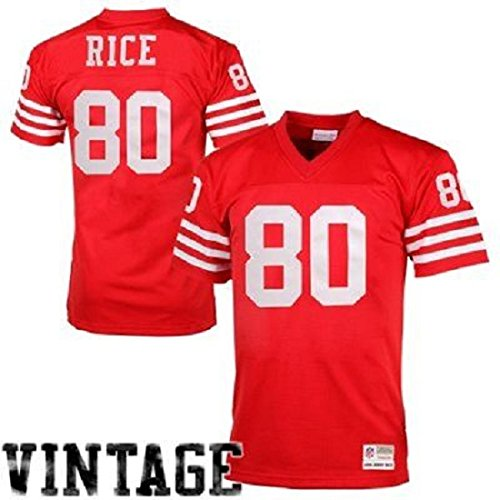 49ers rice jersey - 1