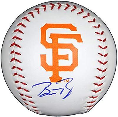 ce9924dd838 Buster Posey San Francisco Giants Signed Autographed Rawlings Official  Major League Logo Baseball COA