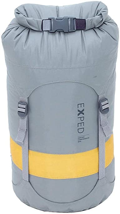 Exped 201012 tote bag VentAir S grey tote bag Compression