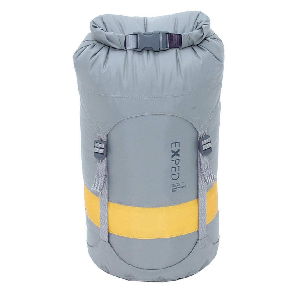 Exped Ventair Compression Granite Grey Bag (Size S 13 LTR) by Exped