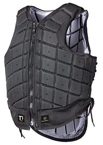 TITANIUM Ti22 Childrens Body Protector Regular Back (Extra Large)