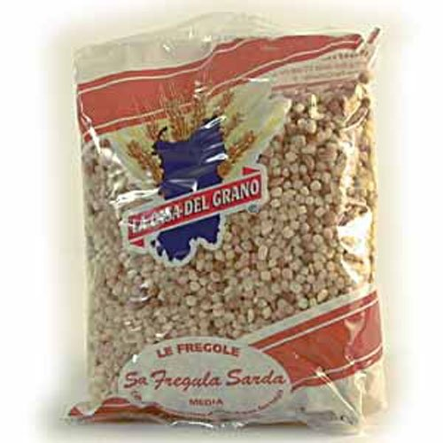 Fregula Sarda - Sardinian Couscous Medium - 6 pack by ChefShop