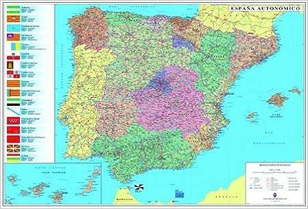 Espaa A Portugal 13734 Michelin 9782067150188 Amazon Com Books
