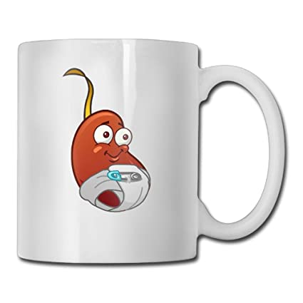 Chili Bean Baby Costume Plants Zombies Coffee Mugs Tea Mug Office Staff Best Birthday Gift For