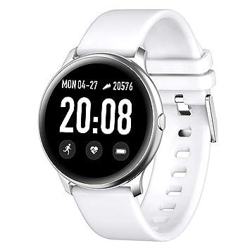 SODIAL Kw19 Hombres Smartwatch Dispositivo PortáTil ...