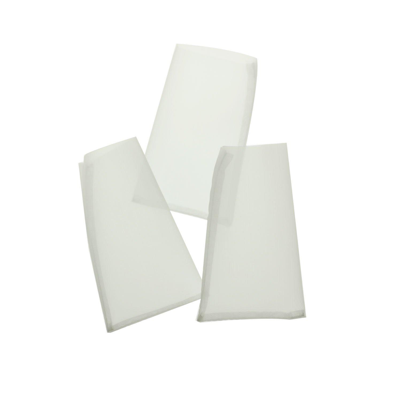Rosin Press Bags, 25 Micron Rosin Bags, Rosin Filter Bag, Reusable Nylon Screen Press Bag-Extra Large 3''x 6'' (50 Pack) by WDHome (Image #2)