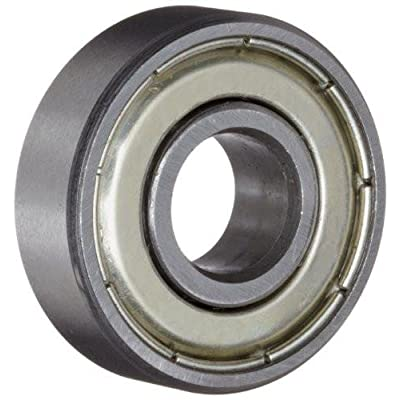 626ZZ Sealed Bearings 6x19x6 Ball Bearings/Pre-Lubricated-20 Bearings: Home Improvement