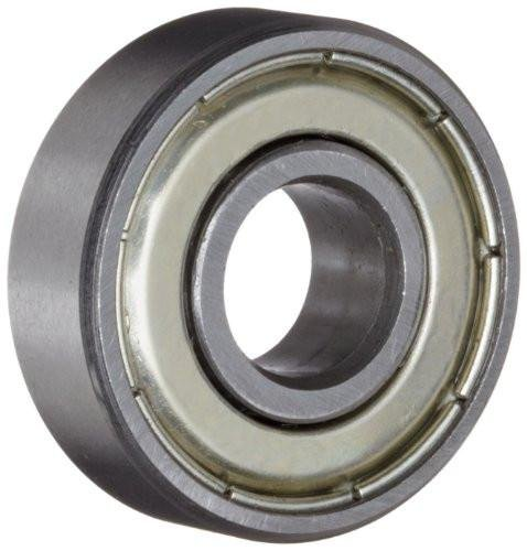 696ZZ Sealed Bearings 6x15x5 Ball Bearings / Pre-Lubricated-1000 Bearings by BC Precision