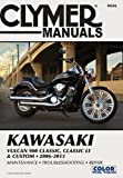 Clymer Manuals: Kawasaki Vulcan 900 Classic, Classic LT & Custom, 2006-2013 (Clymer Manuals: Motorcycle Repair) by Clymer Staff (1-Jul-2013) Paperback