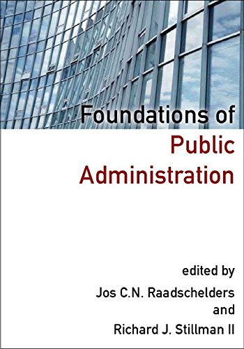 public administration richard stillman Review richard stillman's case book is a necessity for teaching public administration about the author richard stillman is professor of public administration at the graduate school of.