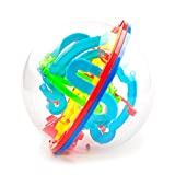 3D Maze Ball: Intelligent Puzzle Toy for Children - Colorful, Exciting, and Fun to Play with!