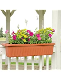 apollo adjustable - Railing Planters
