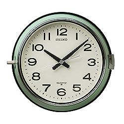 Seiko KS474M quartz wall clock dustproof type 0800as