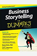 Business Storytelling For Dummies Paperback