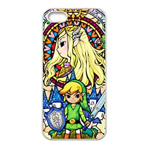 Queen and warrior Cell Phone Case for iPhone 5S
