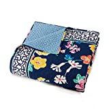 Vera Bradley A738A16NYNDE Maybe Navy Quilt, Full/Queen