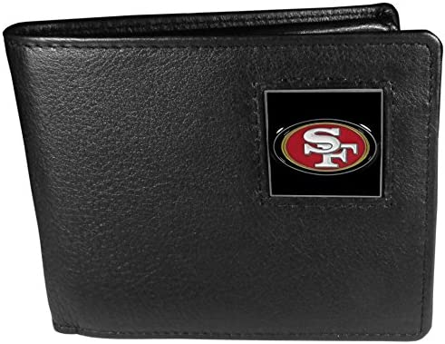 NFL San Francisco 49ers Geldbörse aus Leder