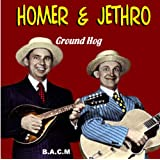 Homer & Jethro: Ground Hog
