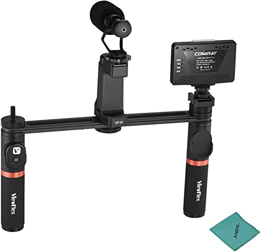 ViewFlex VF-H7 - Estabilizador de vídeo para smartphone con mando ...