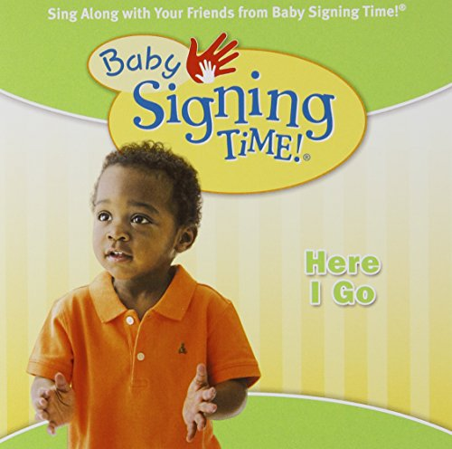 - Baby Signing Time! Vol. 2 Music CD