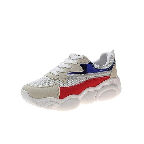 Amazon.com: SOOTOP Zapatillas de tenis para correr ...