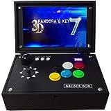 """Portable Mini Pandora's Box 7 Generation 2177 Arcade Game - Console JAMMA HDMI retro con schermo da 10"""""""