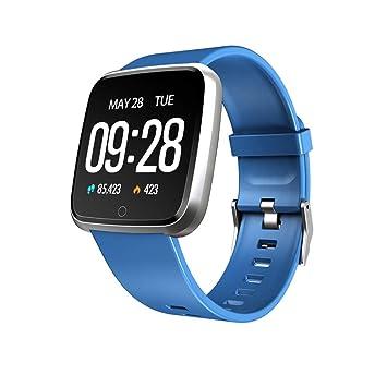 WSDSX - Pulsera Inteligente, Reloj Deportivo, Monitor de Actividad, Monitor de frecuencia cardíaca