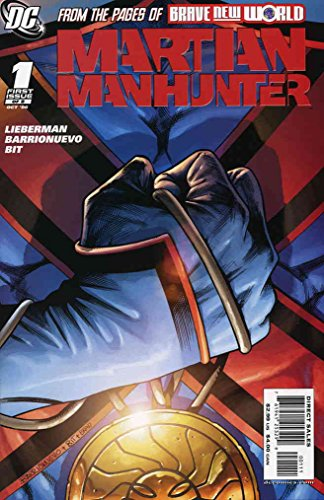 Martian Manhunter (2nd Series) #1 VF/NM ; DC comic book