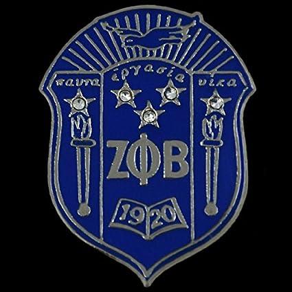 Founders pin Zeta Phi Beta Eastern Regional Lapel Pin