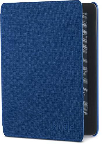 Capa de tecido para novo Kindle – Cor Azul (não compatível com o Kindle 8ª geração)