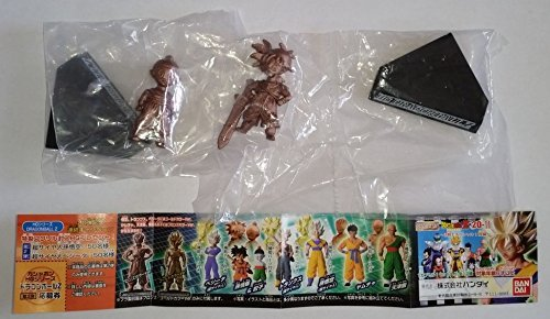 Bronze Dragon Ball (HG series DRAGONBALLZ Dragon Ball Z 20-‡U Son Gohan & dumplings bronze color Ver.)