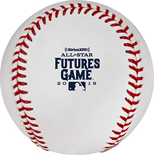Rawlings Official 2019 All Star Futures MLB Game Baseball Cleveland - -