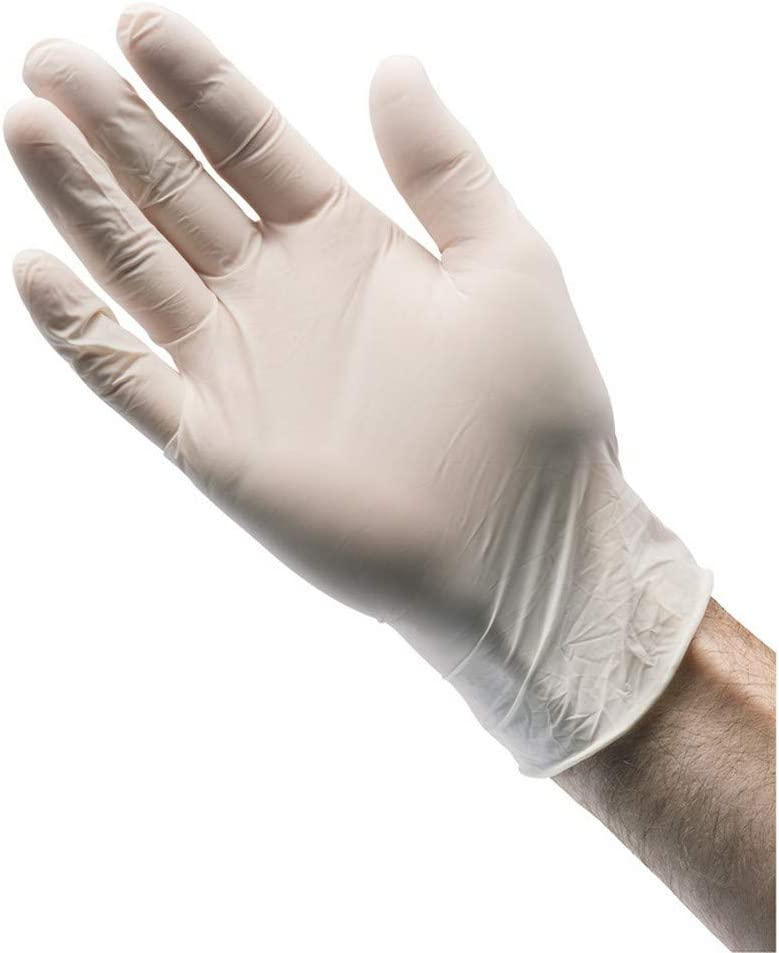 Draper 63762 L/9 Latex Gloves, Box of 100: Amazon.co.uk: DIY & Tools