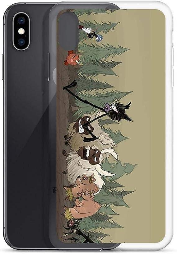 Amazon.com: iPhone 7 Case iPhone 8 Case Clear Anti-Scratch Don't ...