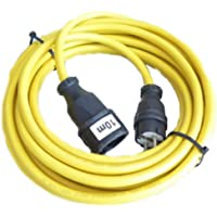 Cable alargador para lijadora de banda de borde