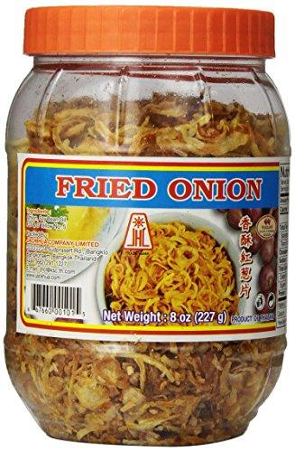 JHC Fried Onion, Large, - Fried Garlic